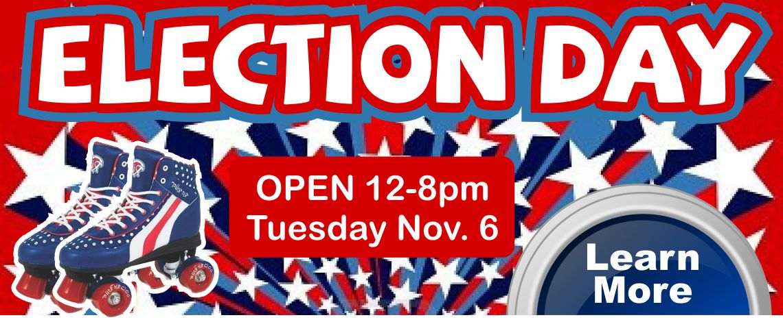 Election Day Special Hours